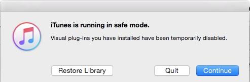 sửa lỗ không mở được itunes trên máy tính