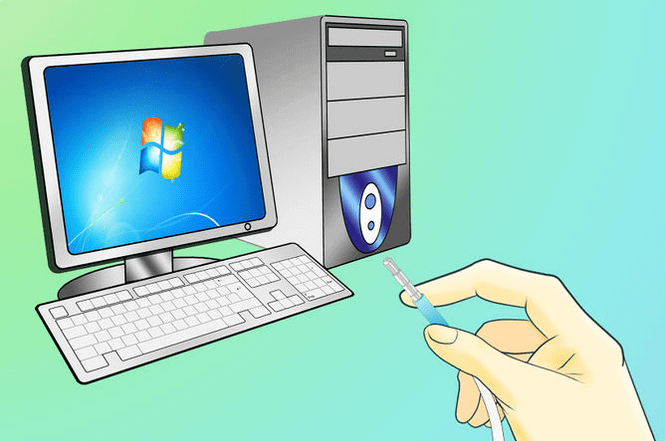 cách kết nối tai nghe với máy tính 4