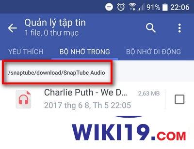 tải nhạc soundcloud trên android nhanh nhất