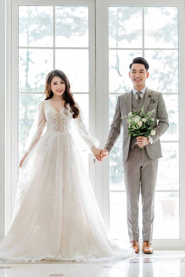 ảnh đám cưới ăn hỏi