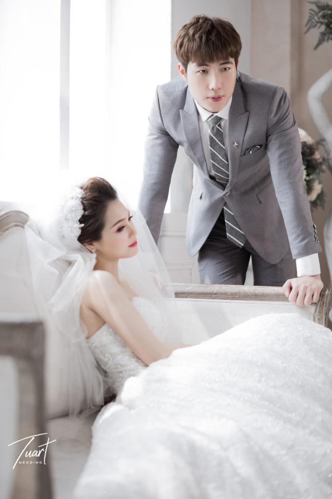 ảnh cưới diễm my