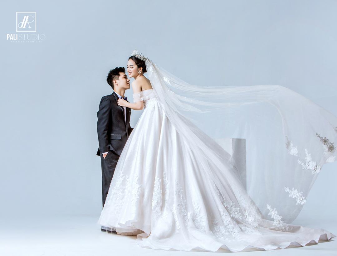 ảnh cưới đơn giản