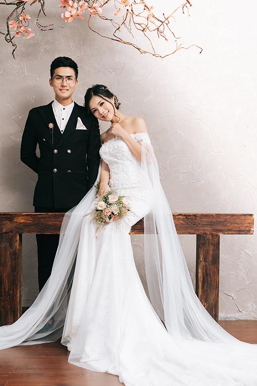 blend màu ảnh cưới hàn quốc