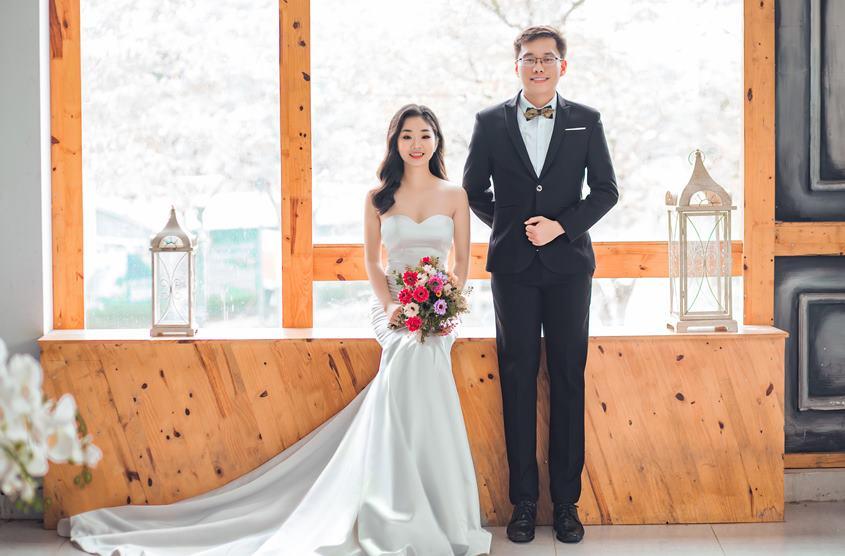 dịch vụ chụp ảnh cưới tại hàn quốc