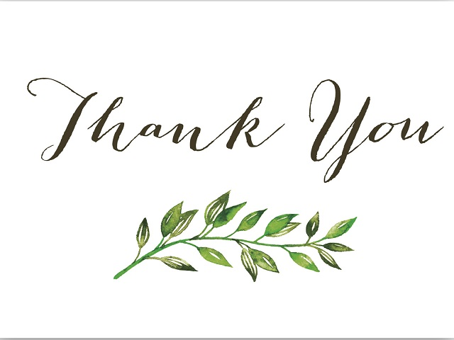 Thank you for listening!.
