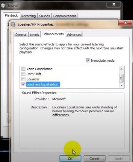 Cách tăng âm lượng loa cho laptop