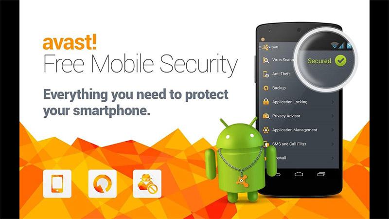 Top 5 ứng dụng antivirus tốt nhất 2020 cho điện thoại Android
