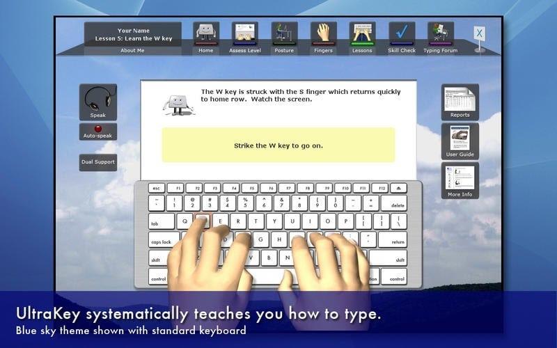 phần mềm gõ 10 ngón tốt nhất