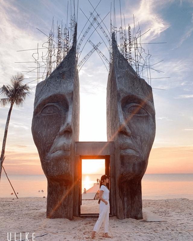 Cổng Trời ở Santoni, điểm check-in nổi bậc của huyện đảo Phú Quốc