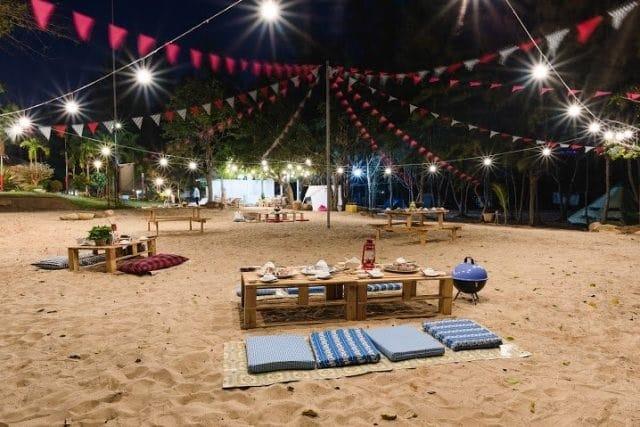 Khu cắm trại Zenna Pool Camp mới tinh tại thành phố Vũng Tàu