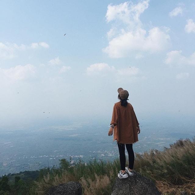Núi Bà Đen- Địa điểm leo núi gần Sài Gòn lý tưởng