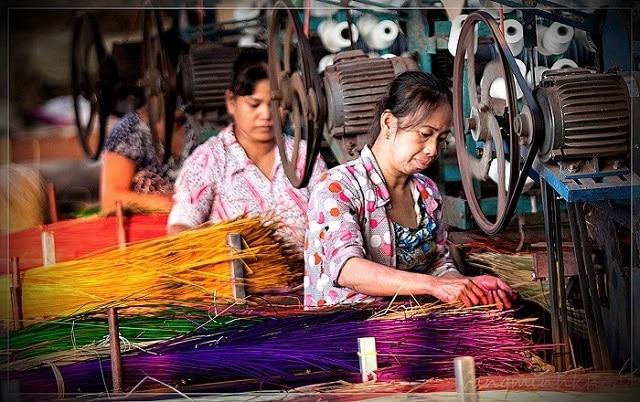 Chợ Chiếu Định Yên ở Đồng Tháp