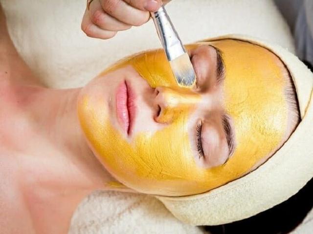 Curcumin có khả năng ức chế quá trình tổng hợp melanin gây nám da