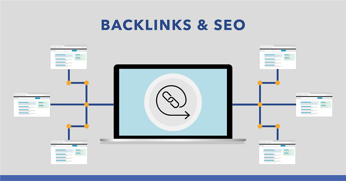 Backlink HP