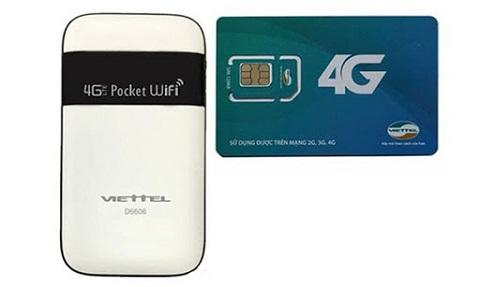 Bộ phát wifi 4g