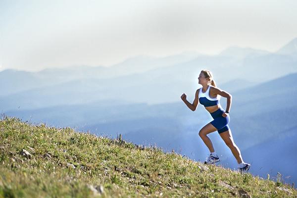 Thay đổi địa hình chạy bộ đúng cách để giảm cân hiệu quả