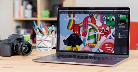 Dòng lap top thích hợp cho thiết kế đồ họa, chơi game...