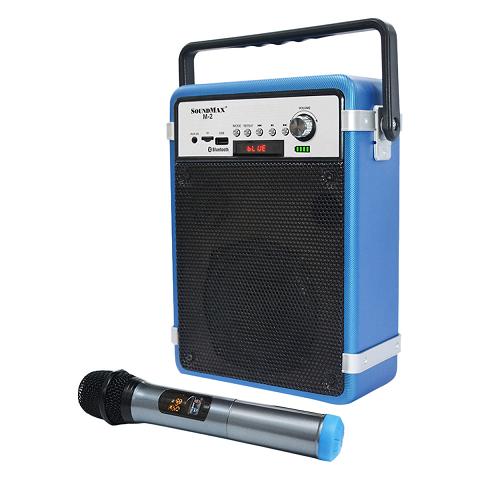 Chất lượng âm thanh loa bluetooth Soundmax siêu đỉnh