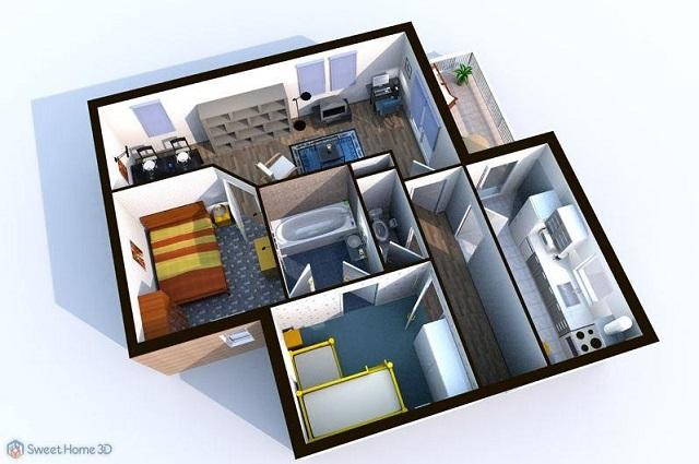 phần mêm thiết kế nhà
