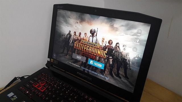 cách chơi pubg trên máy tính