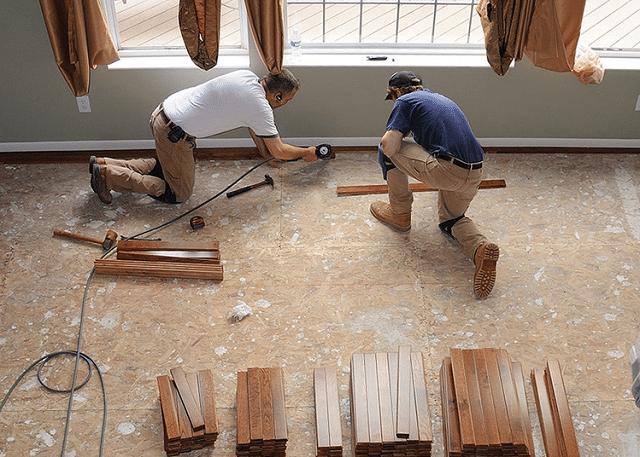 Sửa chữa nhà ở để phù hợp với nhu cầu sử dụng được nhiều gia chủ lựa chọn