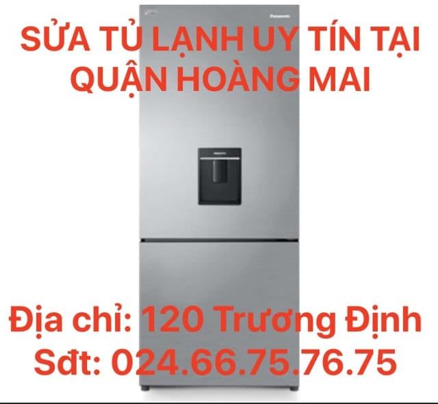 Sửa tủ lạnh tại quận Hoàng Mai