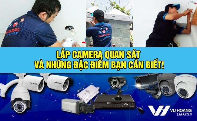 Lắp camera quan sát